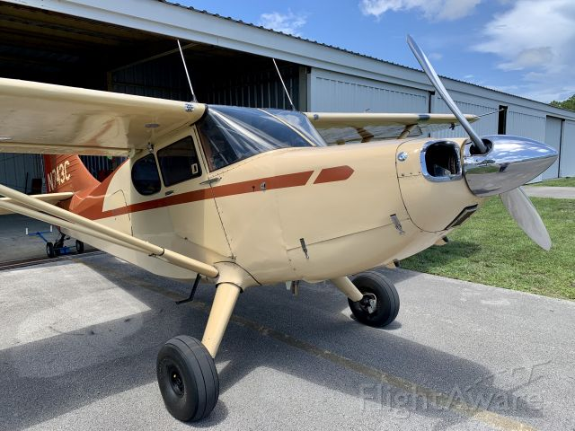 Piper 108 Voyager (N743C) - 1947 108-3 N743Cbr /Lycoming IO-360 / 200HP
