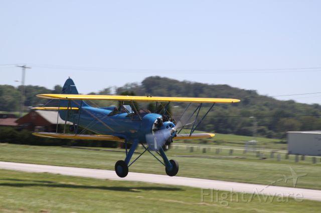 WACO O (NAC32032) - 2010 Airventure Antique Grand Champion 1941 Waco