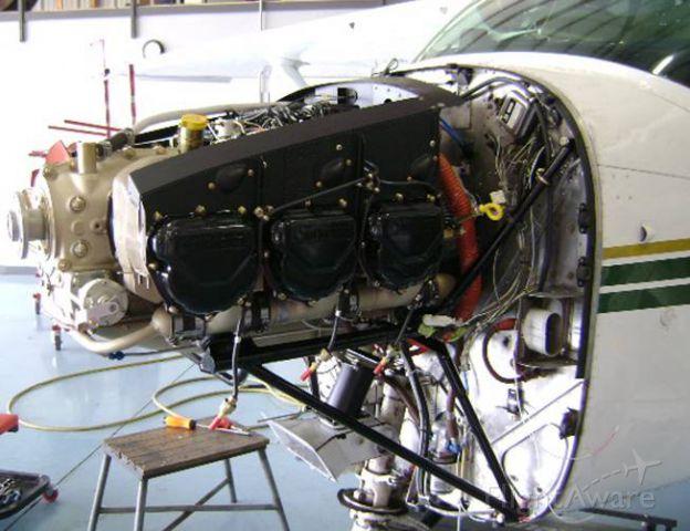 Cessna Skylane (N91DJ) - New IO550
