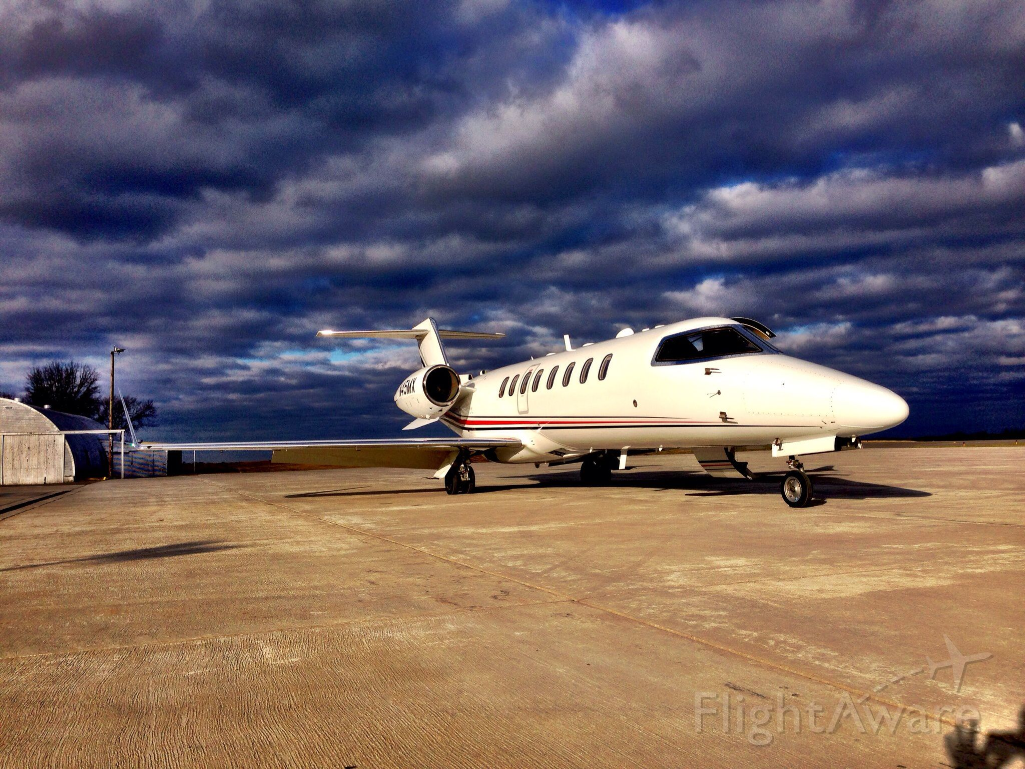 Learjet 45 (N528JJ) - Follow @jcwallace on Instagram for more photos