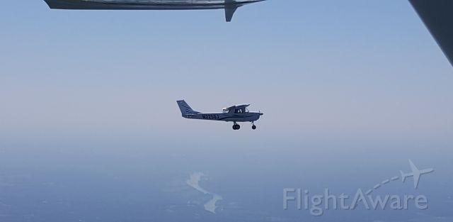 Cessna Commuter (N5520J) - Flying Home