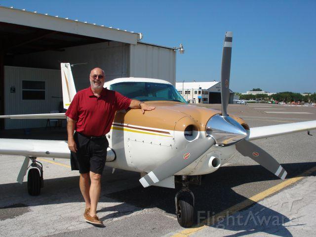 Piper PA-24 Comanche (N8773P) - N8773P