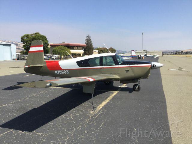 Mooney M-20 (N78903)