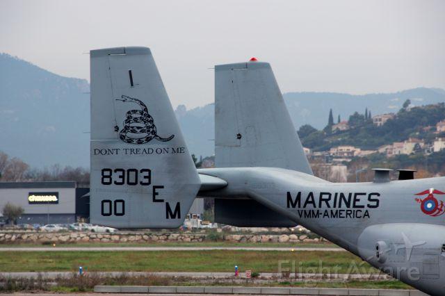 Bell V-22 Osprey — - 17 déc 2015