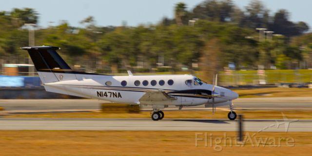 Beechcraft Super King Air 200 (N147NA)