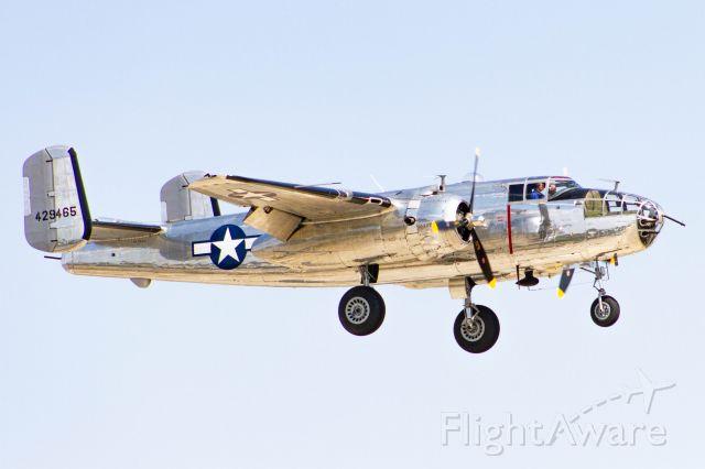 North American TB-25 Mitchell (N25GL)