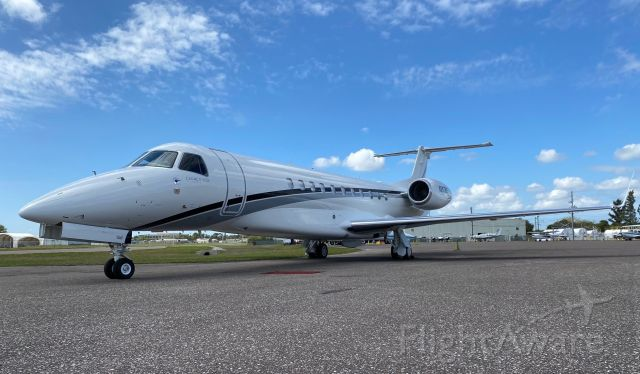 Embraer Legacy 600/650 (N367ND) - Operated by Elite Air, Inc.