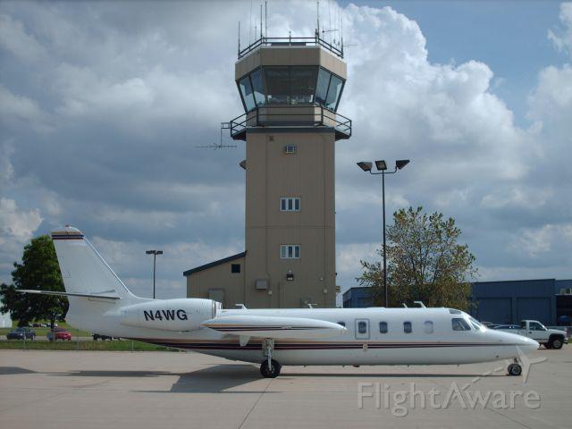 IAI 1124 Westwind (N4WG)