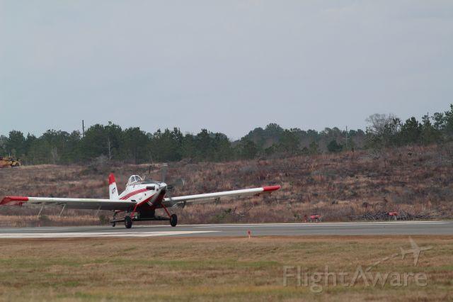 AIR TRACTOR Fire Boss (N41525)