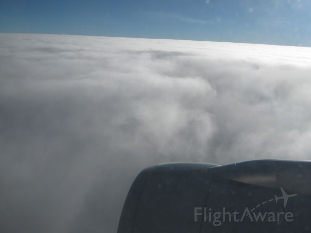 Airbus A319 — - Descending for approach to KDCA USAirways Flt. 1678 from KTPA; Airbus A-319