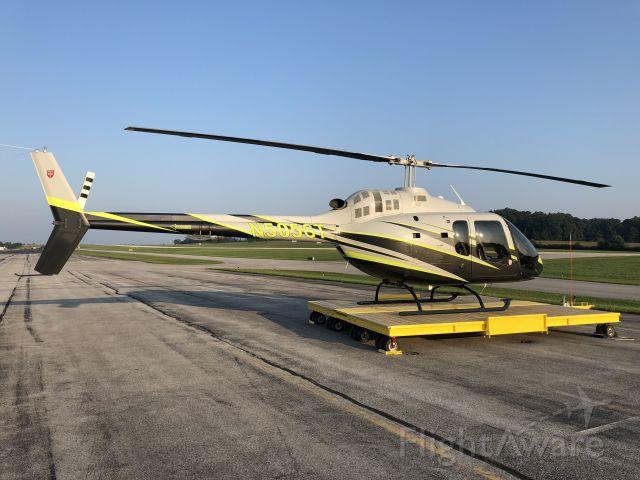 Bell 505 (N505GT) - Bell 505 painted by SureFlight