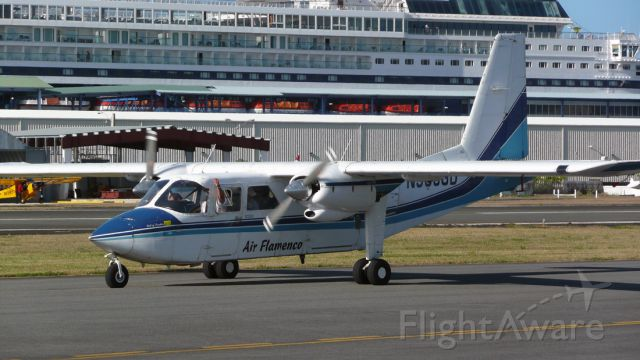 ROMAERO Islander (N905GD)