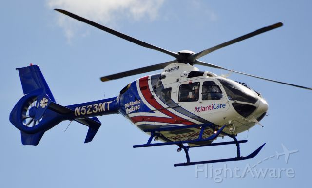 "Eurocopter EC-635 (N523MT) - Atlantic City Airshow ""Thunder Over the Boardwalk"" 2016"