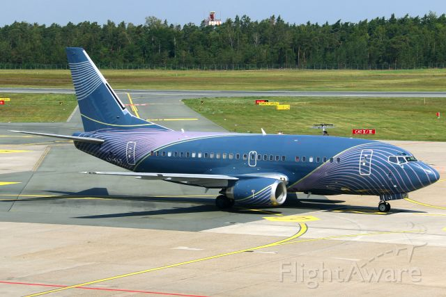 Boeing 737-500 (LY-FLT) - PSG charter