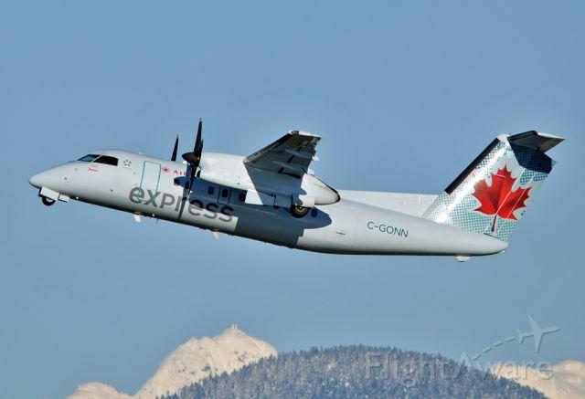 de Havilland Dash 8-100 (C-GONN)
