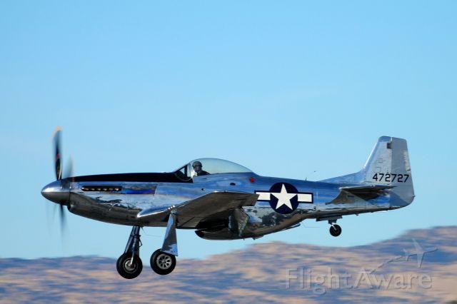 North American P-51 Mustang (N514DK)