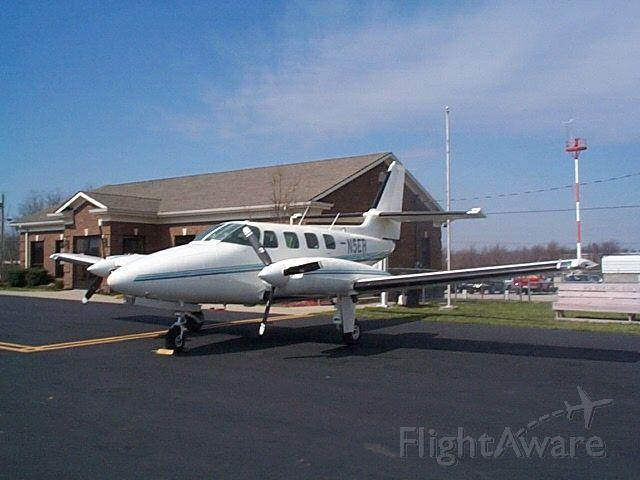 Cessna T303 Crusader (N5ER) - Cessna Crusader, based and maintained at Mount Sterling, KY