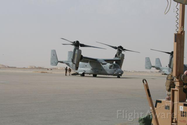 Bell V-22 Osprey — - Osprey in Iraq