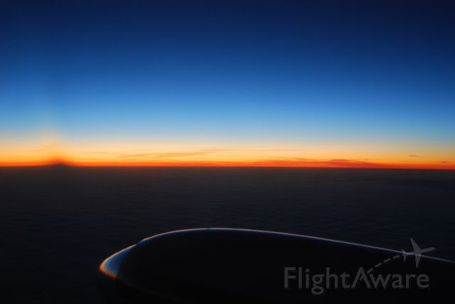 Cessna Conquest 2 — - Midnight Sun FL280 Northern Ontario