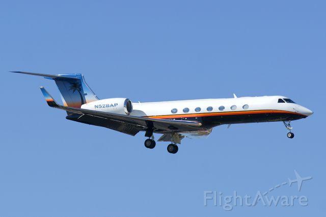 Gulfstream Aerospace Gulfstream V (N528AP)