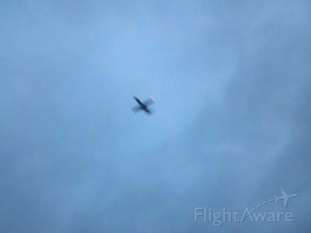 Cessna Citation 1SP (N361DE) - Taken in the rain 10-14-12