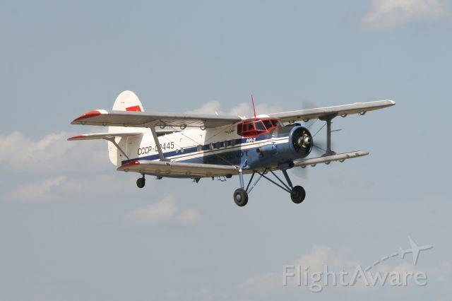 Antonov An-2 (N2445)