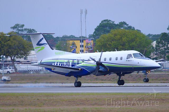 Embraer EMB-120 Brasilia (N660CT)