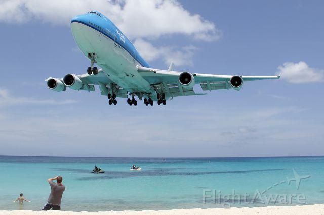 Boeing 747-200 (PH-BFH)