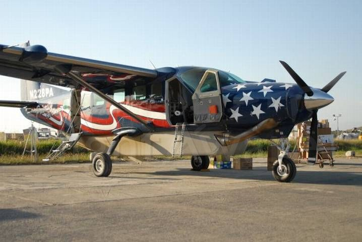 Cessna Caravan (N228PA)