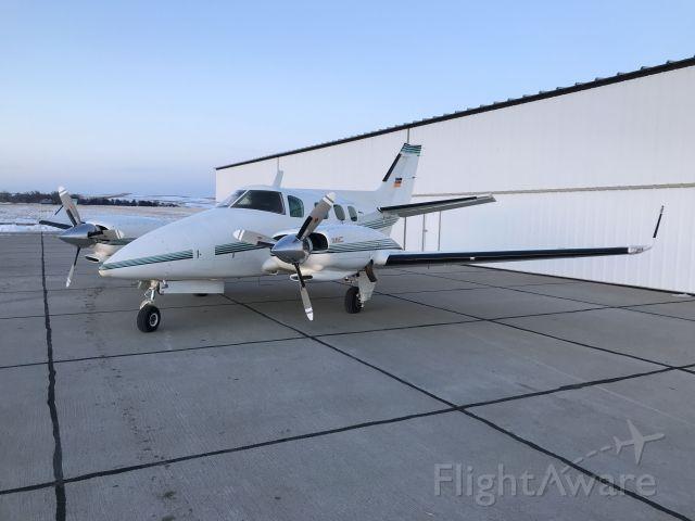 Beechcraft Duke (N850YR)