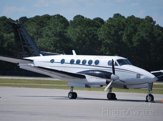 Beechcraft King Air 100 (N411HA) - RC AIR LLC - 6/23/10