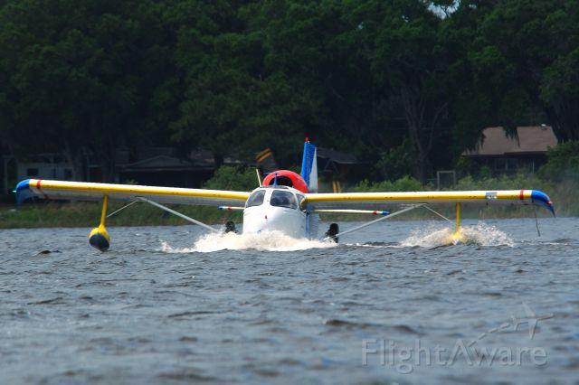Experimental 100kts-200kts (N713ET) - 2013 Fantasy of Flight Splash-In
