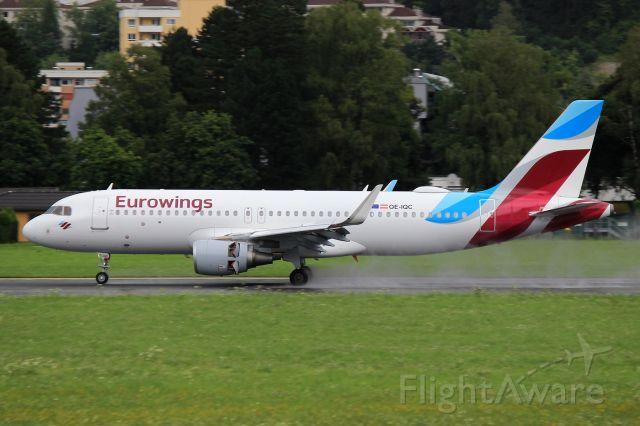 Airbus A320 (OE-IQC)
