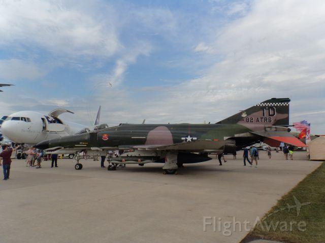 74-1638 — - McDonnell Douglas QF-4E Phantom II