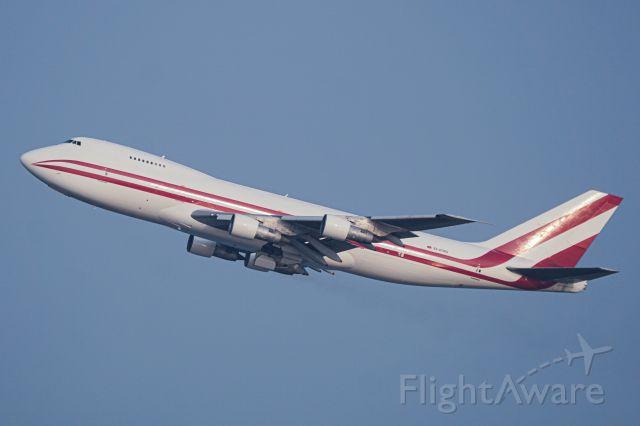 Boeing 747-200 (EX-47002)