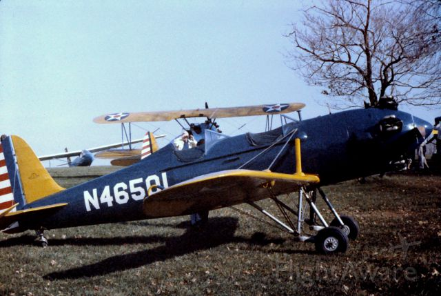 N46501 — - This photo was taken in the late 1970s at an airshow in Cumberland, MD.