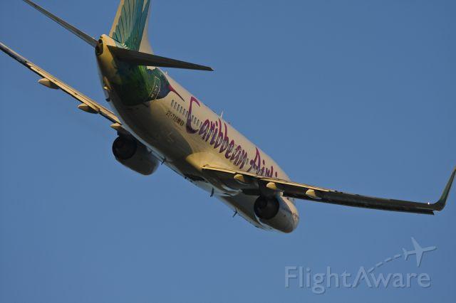 9Y-TAB — - BOEING 737 8Q8  CARIBBEAN AIRLINES