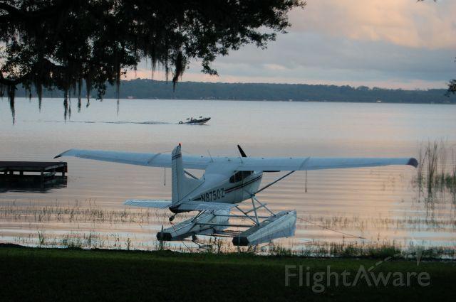 Cessna Skywagon (N8750Z) - LAKE KERR FL.