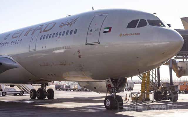 Airbus A330-200 (A6-EYF)