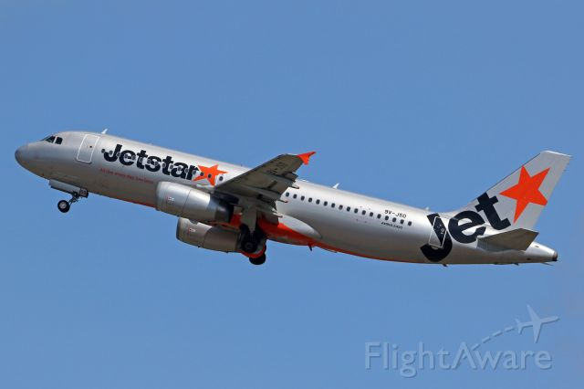 Airbus A320 (9V-JSO)