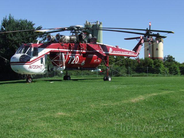 Sikorsky CH-54 Tarhe (N720HT)