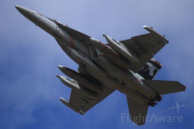 — — - EA-18G Growler VAQ-141 Shadowhawks NF500