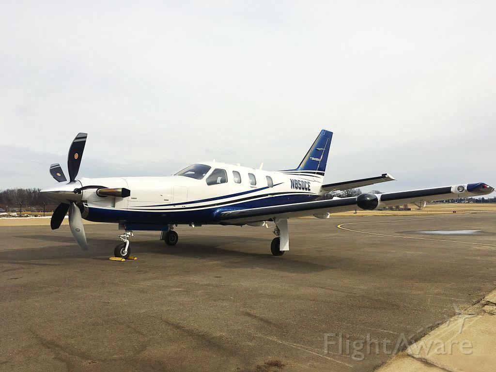 Socata TBM-850 (N850CE)