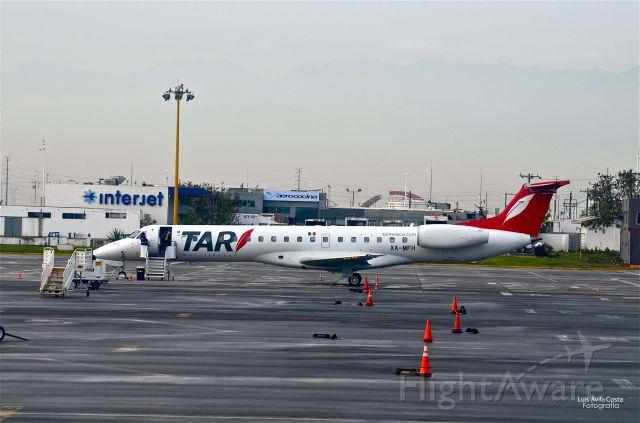 XA-MFH — - MONTERREY INTERNATIONAL AIRPORT-MEXICO