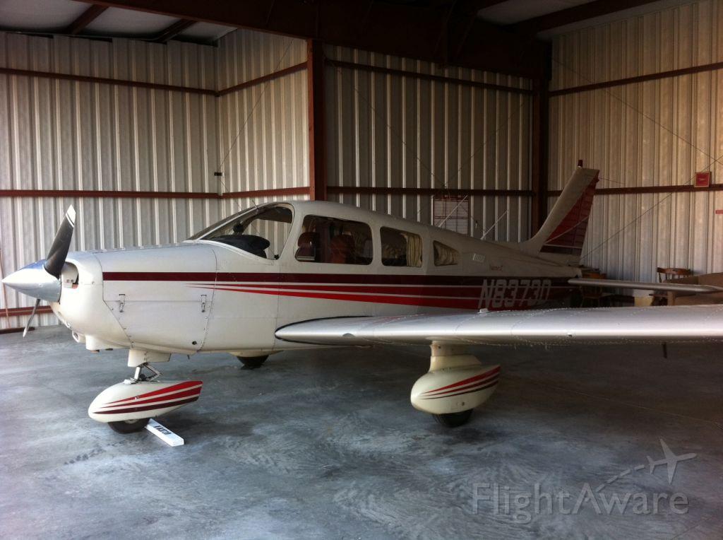 Piper Cherokee (N8373D) - 1981 Piper Warrior II