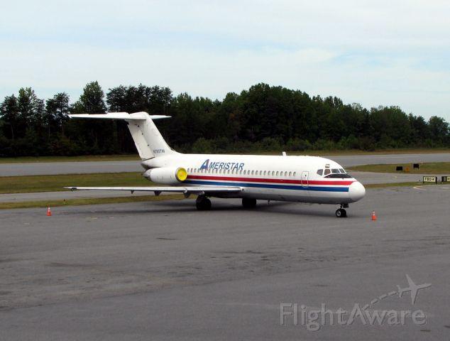 Douglas DC-9-10 (N785TW) - Ameristar