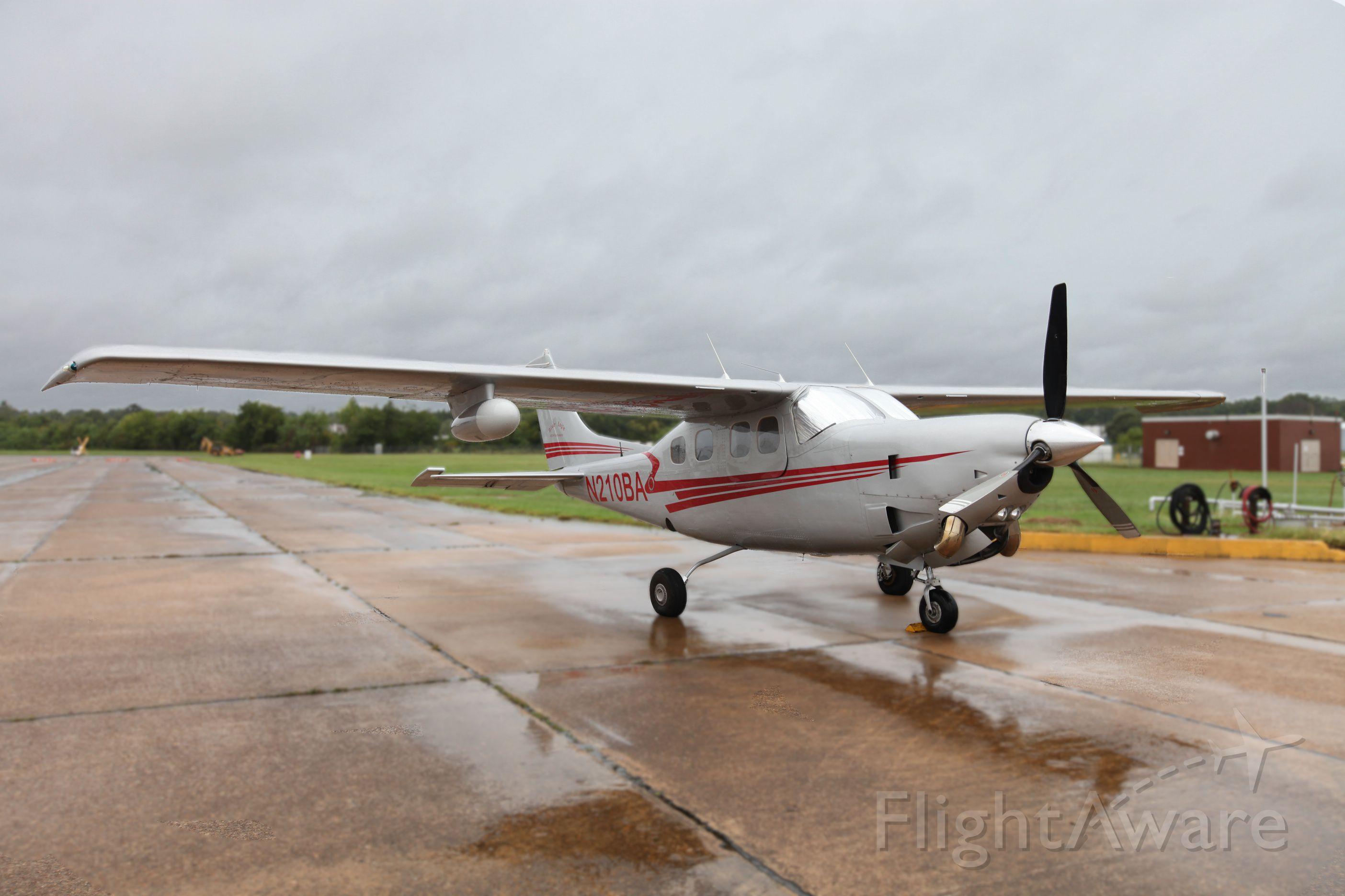 Cessna P210 (turbine) (N210BA)
