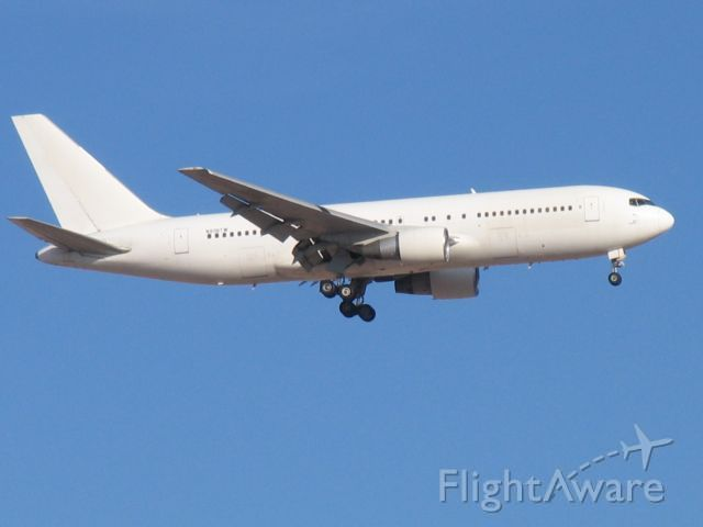BOEING 767-200 (N606TW) - This is the correct registration for the aircraft!
