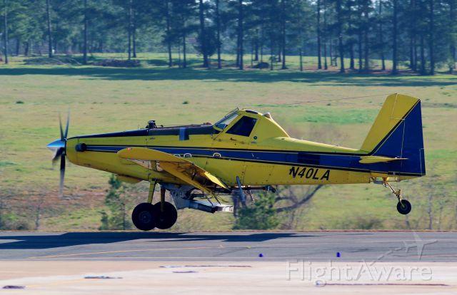 AIR TRACTOR Fire Boss (N40LA)
