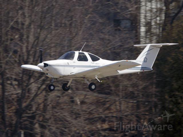 Beechcraft Skipper (N778JH) - Landing runway 35.